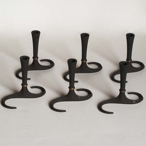 Dansk Candlesticks Set Of 6