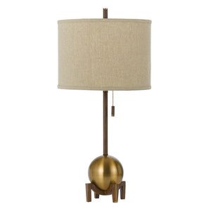 Gravity Table Lamp Gold