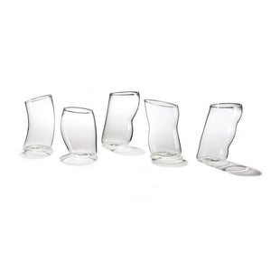 Lazy Love Glasses Set Of 5