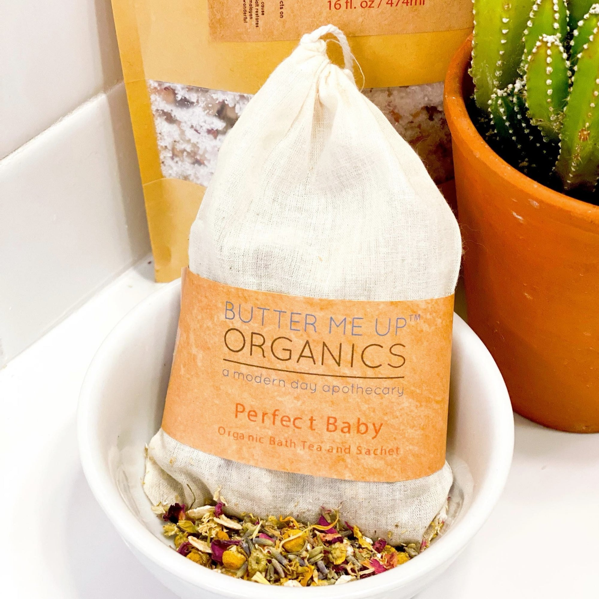 Perfect Baby Organic Calming Bath Soak