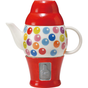 Gumball Machine Tea For Two Set