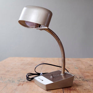 Industrial Cobra Head Desk Lamp