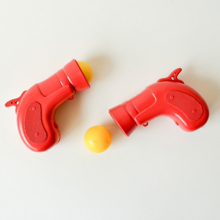50s Atomic Rubber Pop Guns