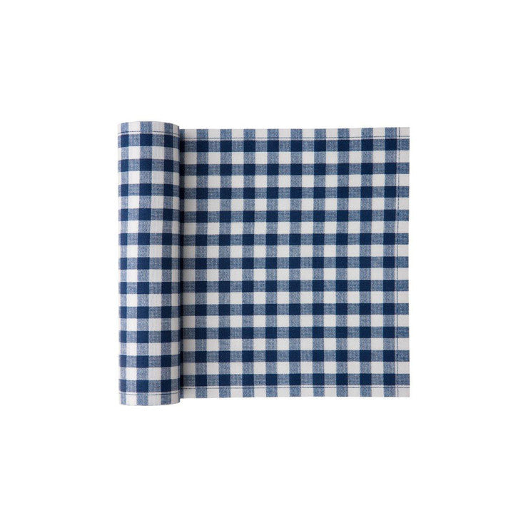 Tear-Off Napkins Blue Vichy