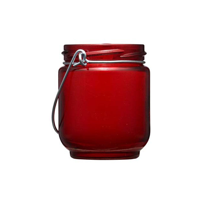 Citronella Tealight Set Red