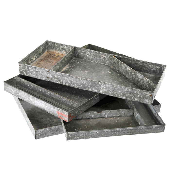 Factory Trays Set Of 4