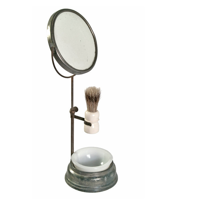 Adjustable Shaving Mirror Stand