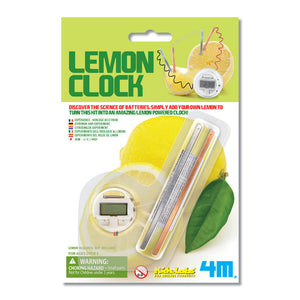 Lemon Clock