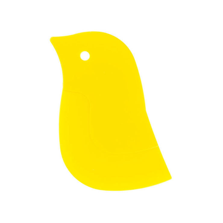 Penguin Scraper Yellow