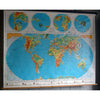 School Map Of The World