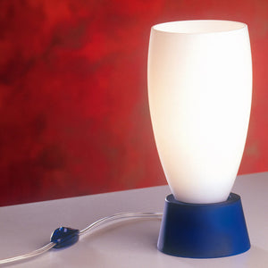 Aleph Table Lamp Blue