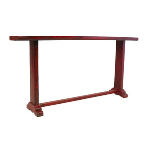 Console Table 67\ Red""