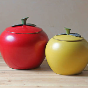 Apple Canister Set 1