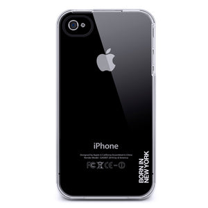 Crystal Clear iPhone 4/4S Case