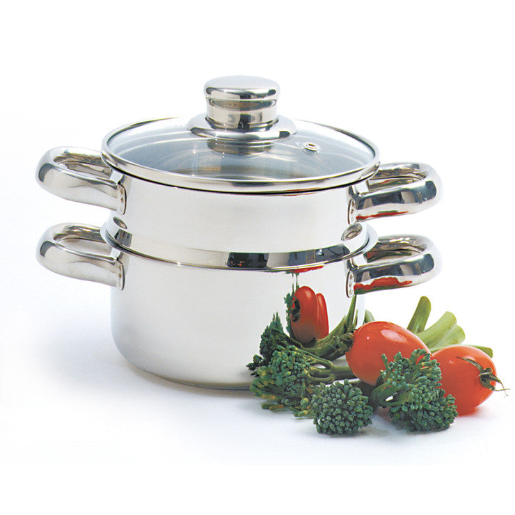1 QT Steamer/Cooker