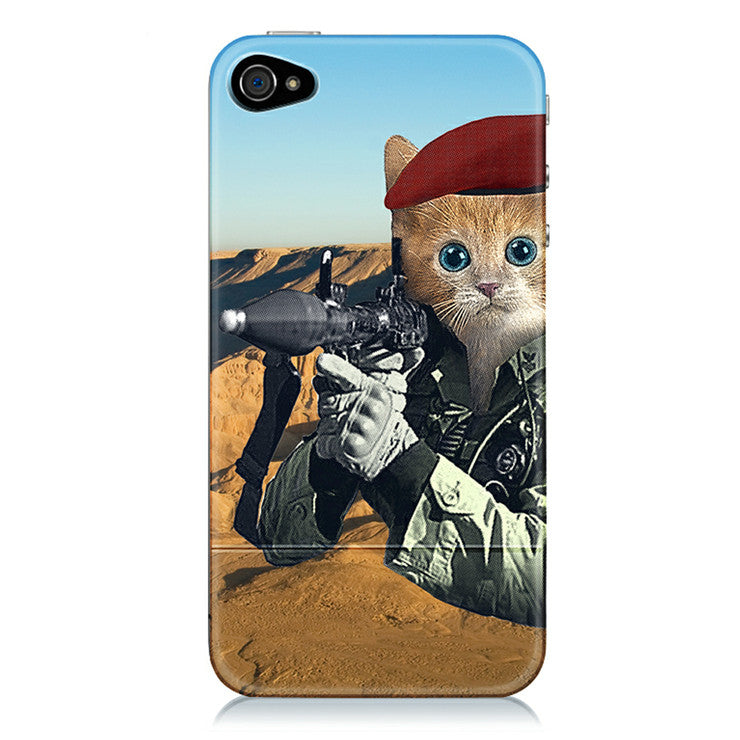 GI Kitty iPhone 4 Case