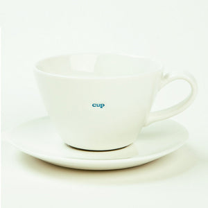 Cup And Saucer Set Of 2