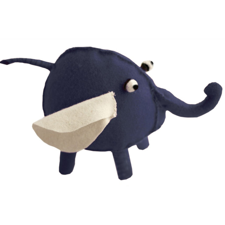 Fredrick the Elephant Blue