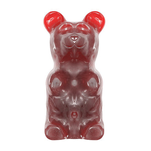 Giant Gummy Bear Cherry Cola
