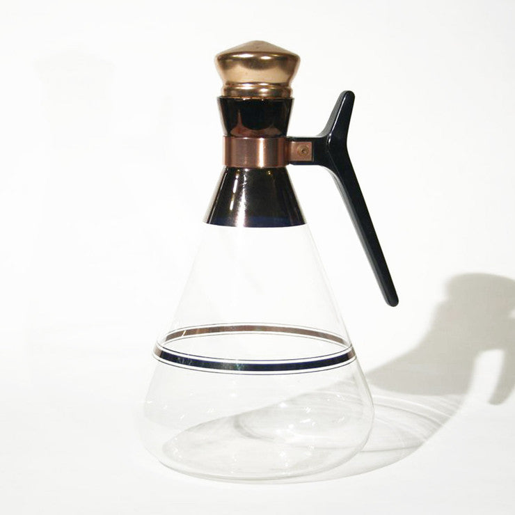 Hand Blown Coffee Carafe