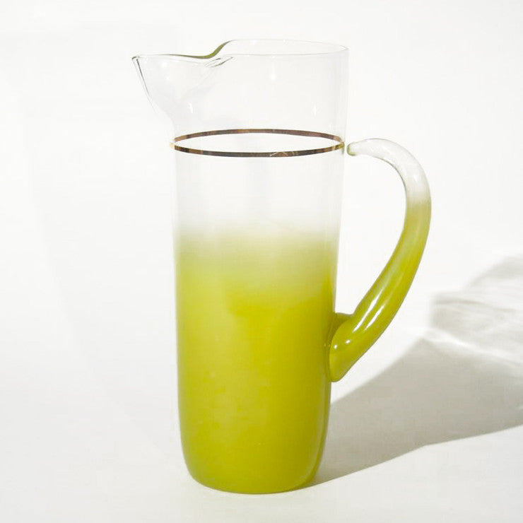 Blendo Cocktail Pitcher Green