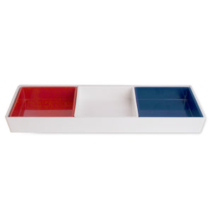Rectangular Appetizer Set