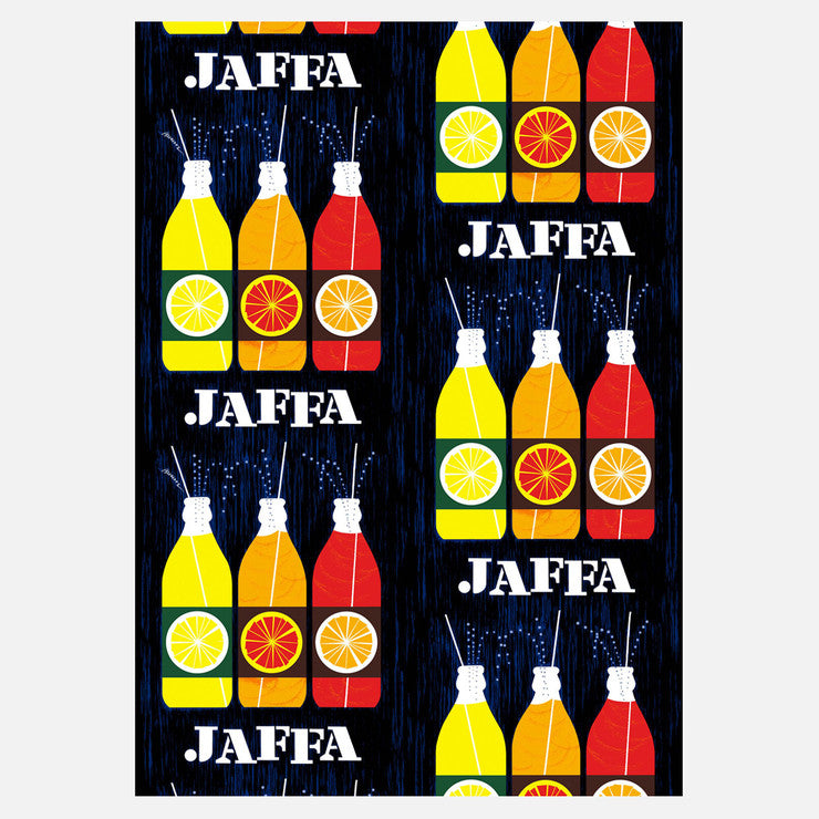 Jaffa Curtain Blue
