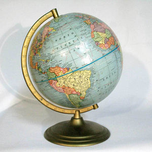 George F Cram Co. Globe
