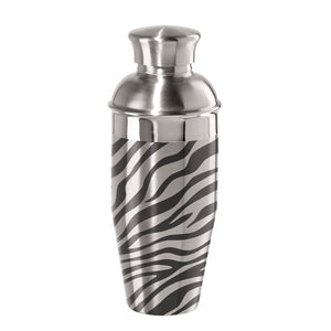 Cocktail Shaker Zebra