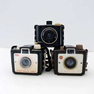 Kodak Brownie Collection Trio