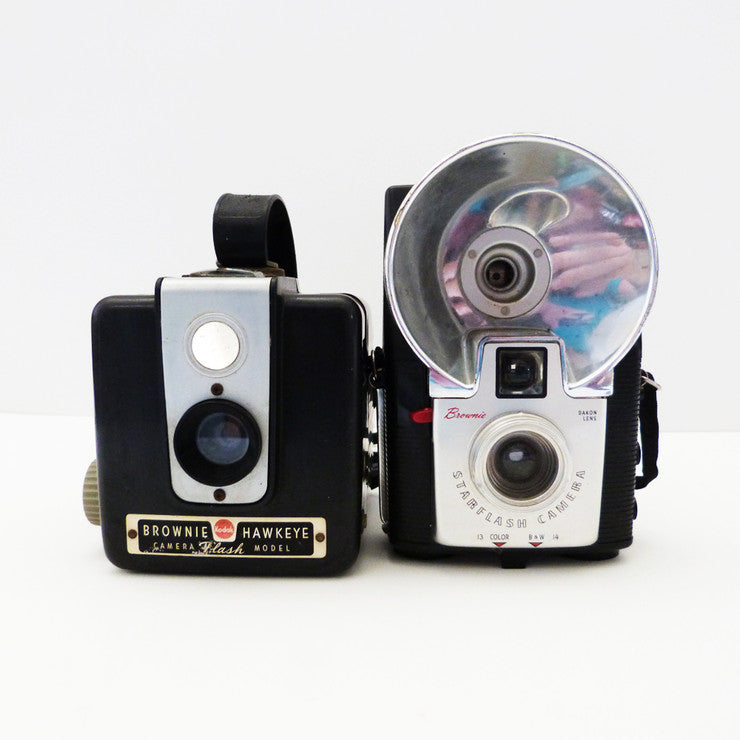 Kodak Brownie Collection Pair