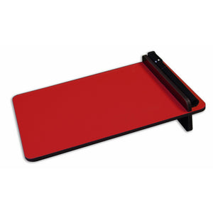 Dry Erase Desktop Tablet Red