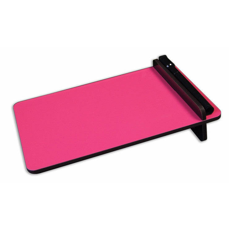 Dry Erase Desktop Tablet Pink