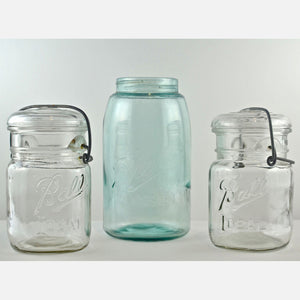Jars Set Of 3