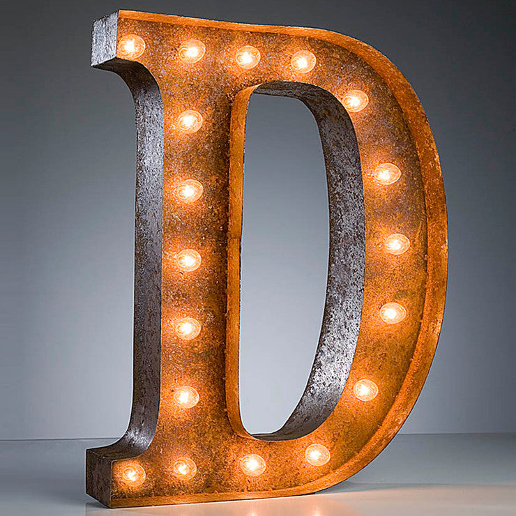 D Marquee Light