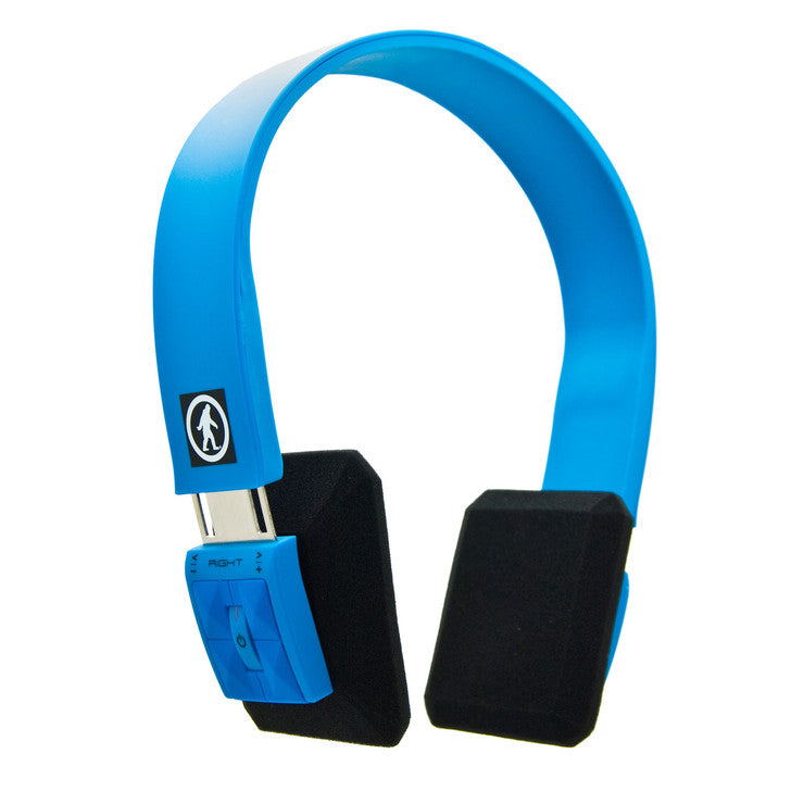 Bluetooth Headphones Blue