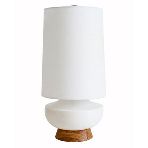 Vanderbilt Table Lamp White