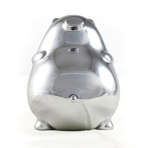 BB Piggy Bank Chrome