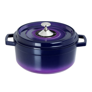Cocotte Soup Pot Purple
