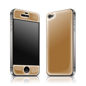 iPhone 4/4S Glow Gel Oatmeal