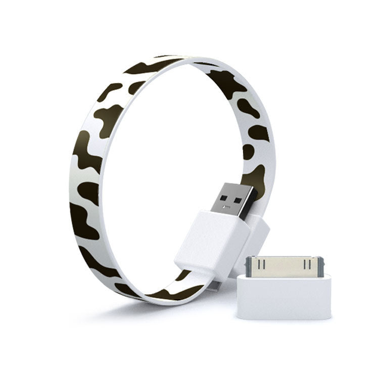 USB Cable Loop Cow