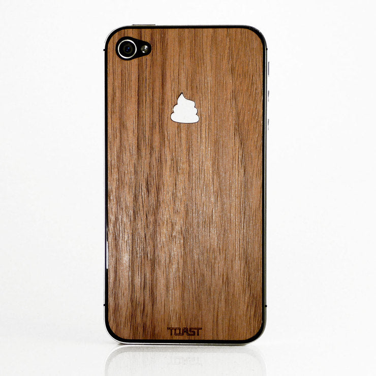 iPhone 4/4S Unko Walnut