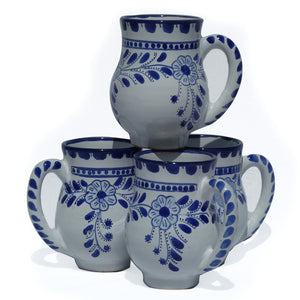 Azoura Mugs Large Set Of 4
