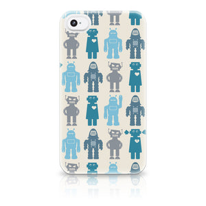 iPhone Case Robots