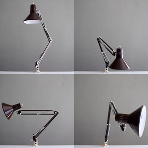 Architect Lamp Brown
