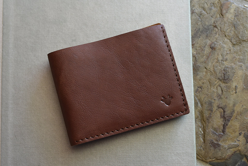 The Classic Twist Wallet (Brown)