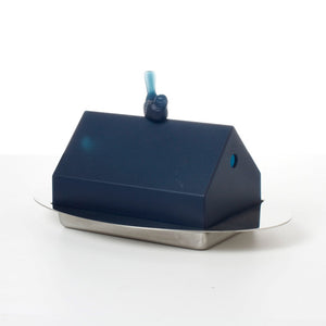 Isolana Butter Container Cobalt