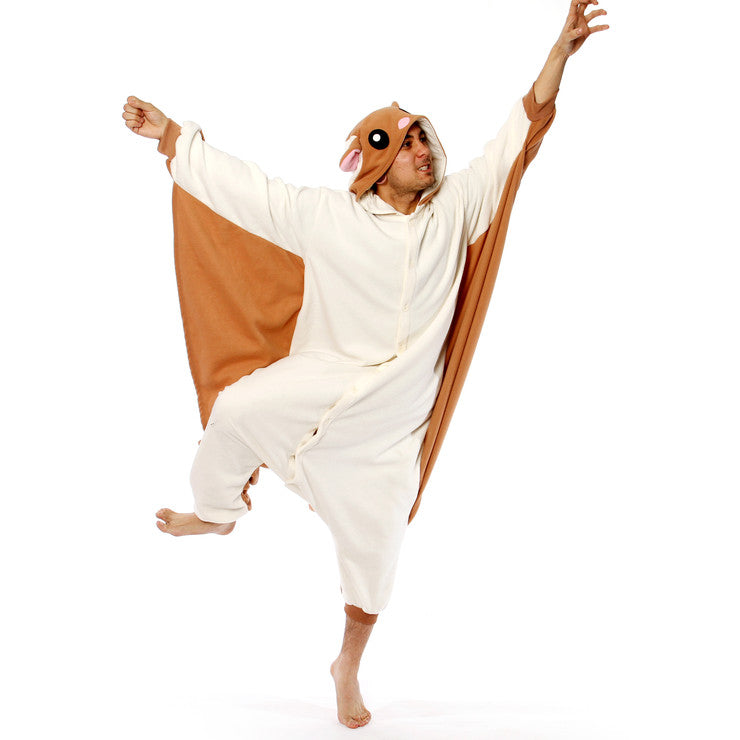 Flying Squirrel Kigurumi