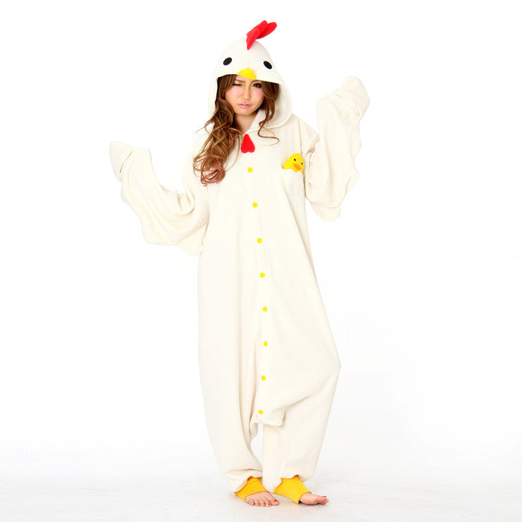 Chicken Kigurumi