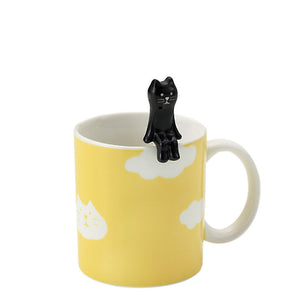 Cat Cloud Mug And Spoon